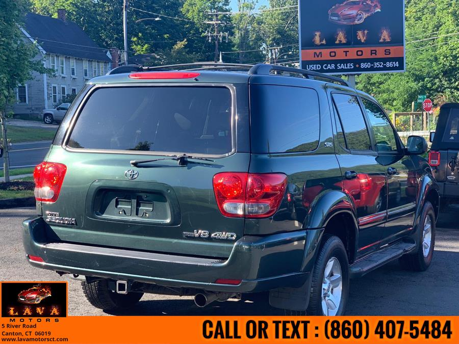 Used 2007 Toyota Sequoia in Canton, Connecticut | Lava Motors. Canton, Connecticut
