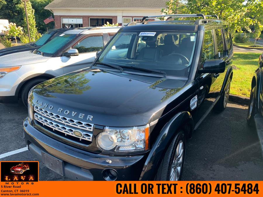 Used 2012 Land Rover LR4 in Canton, Connecticut | Lava Motors. Canton, Connecticut