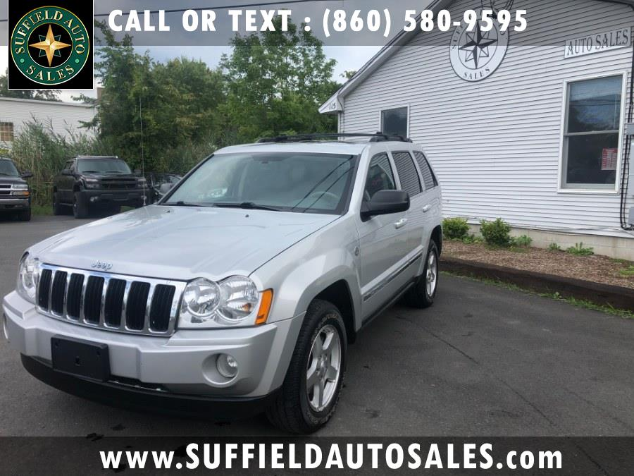 2007 Jeep Grand Cherokee 4WD 4dr Limited, available for sale in Suffield, Connecticut   Suffield Auto Sales. Suffield, Connecticut