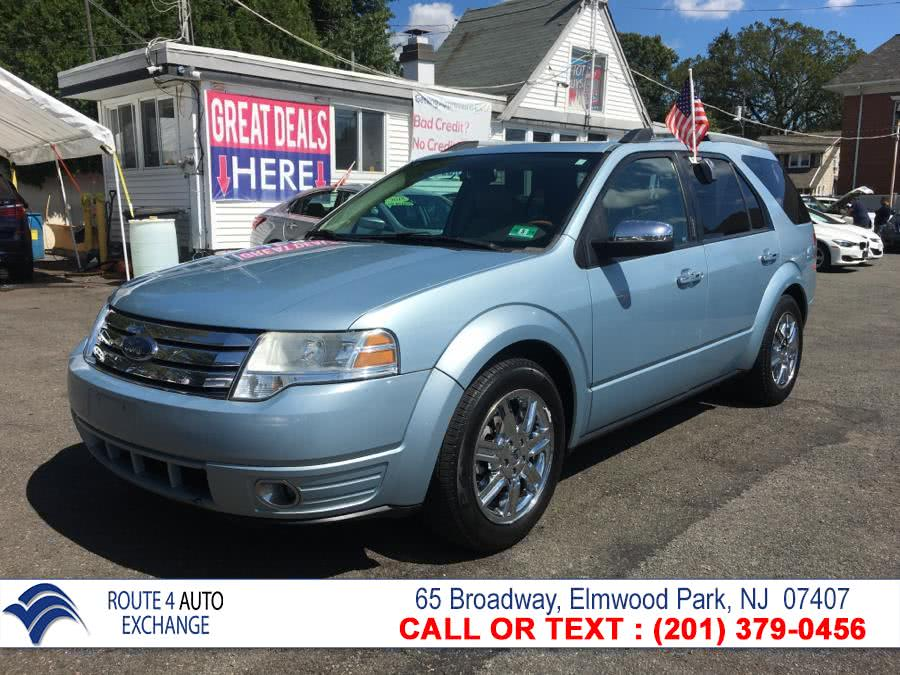 Used Ford Taurus X 4dr Wgn Limited AWD 2008 | Route 4 Auto Exchange. Elmwood Park, New Jersey