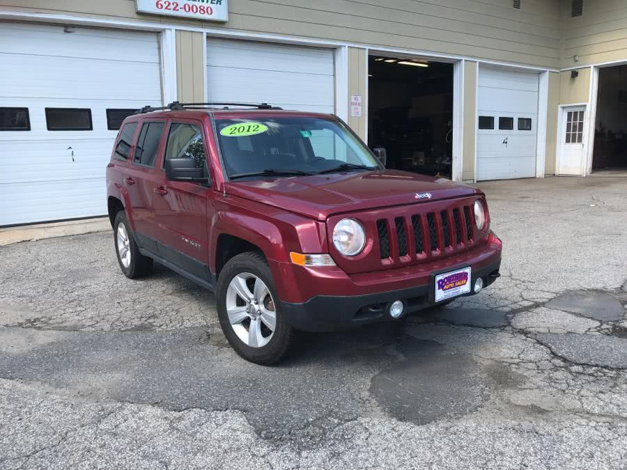 Used 2012 Jeep Patriot in Barre, Vermont | Routhier Auto Center. Barre, Vermont