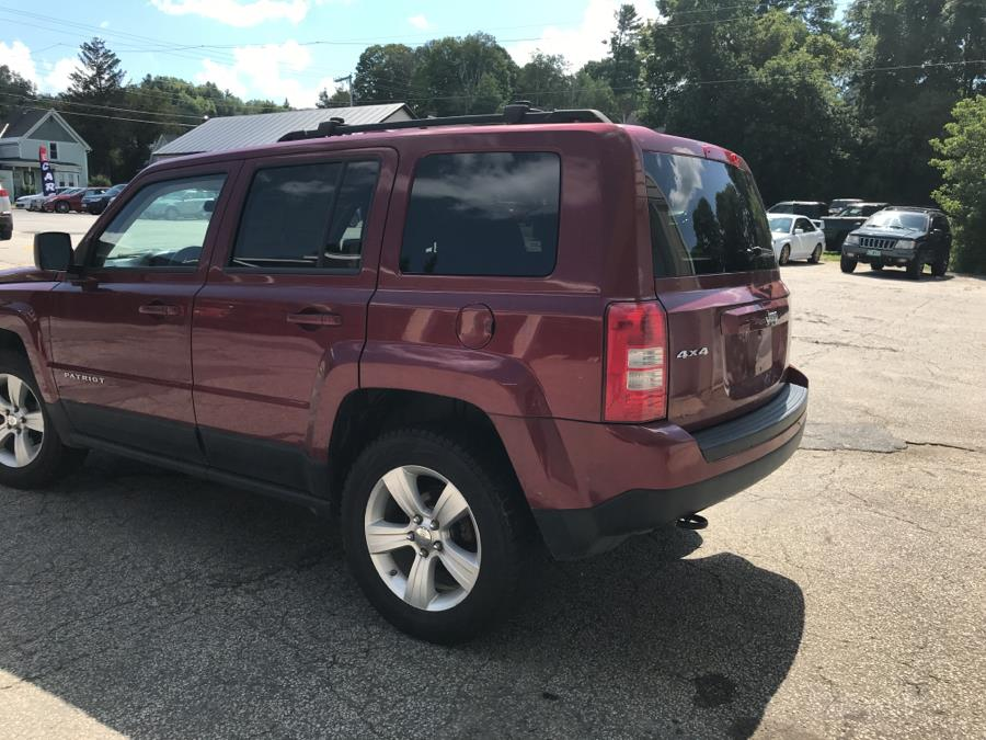 2012 Jeep Patriot 4WD 4dr Sport, available for sale in Barre, Vermont | Routhier Auto Center. Barre, Vermont