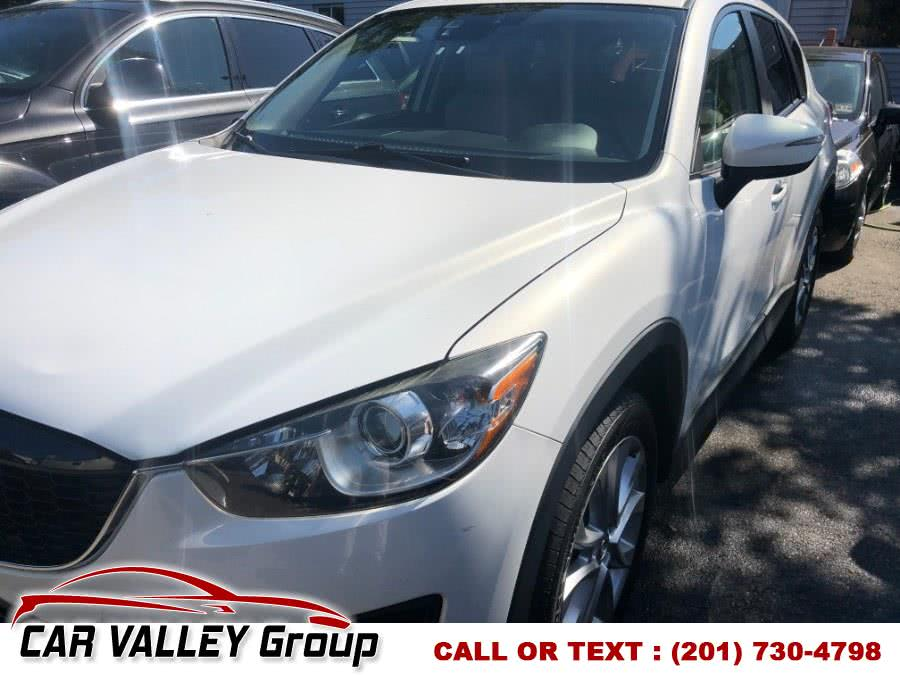 Used 2015 Mazda CX-5 in Jersey City, New Jersey | Car Valley Group. Jersey City, New Jersey
