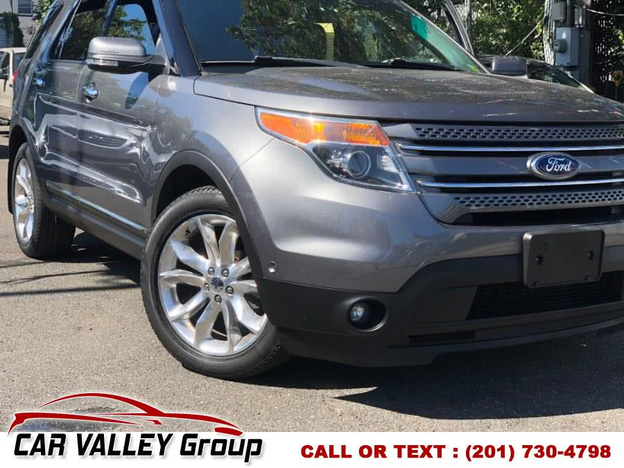 Used 2011 Ford Explorer in Jersey City, New Jersey | Car Valley Group. Jersey City, New Jersey