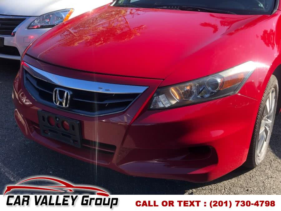 Used 2011 Honda Accord Cpe in Jersey City, New Jersey | Car Valley Group. Jersey City, New Jersey