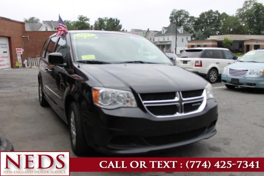 Used 2012 Dodge Grand Caravan in Indian Orchard, Massachusetts | New England Dealer Services. Indian Orchard, Massachusetts