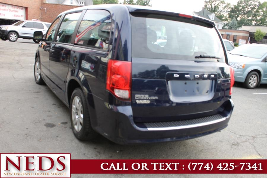 Used Dodge Grand Caravan 4dr Wgn American Value Pkg 2013 | New England Dealer Services. Indian Orchard, Massachusetts
