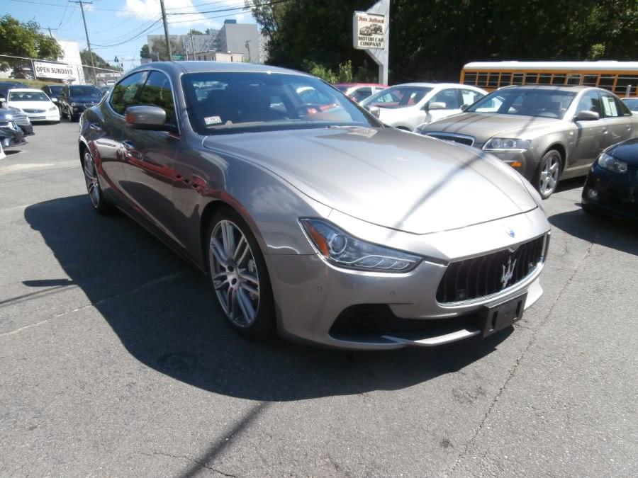 Used Maserati Ghibli 4dr Sdn S Q4 2015 | Jim Juliani Motors. Waterbury, Connecticut