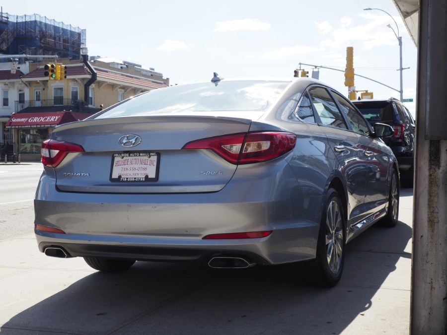 Used Hyundai Sonata 4dr Sdn 2.4L Sport 2016 | Hillside Auto Mall Inc.. Jamaica, New York