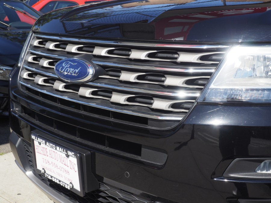 2017 Ford Explorer XLT 4WD, available for sale in Jamaica, New York | Hillside Auto Mall Inc.. Jamaica, New York