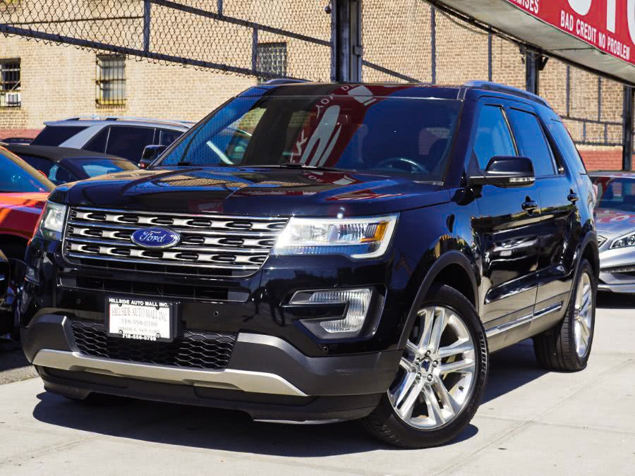 Used Ford Explorer XLT 4WD 2017 | Sunrise Auto Outlet. Amityville, New York