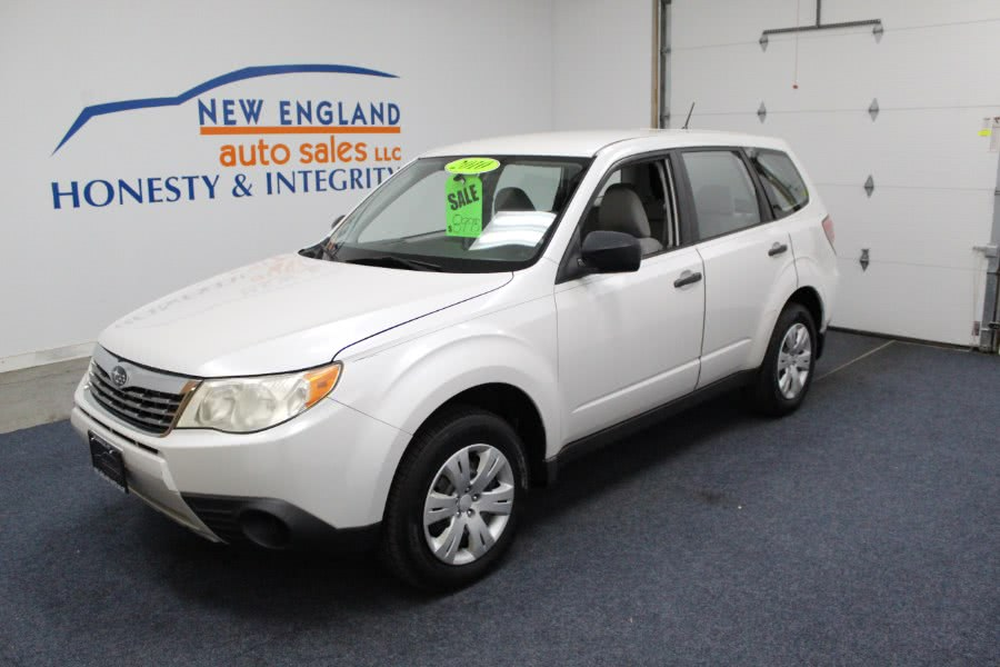 Used 2010 Subaru Forester in Plainville, Connecticut | New England Auto Sales LLC. Plainville, Connecticut