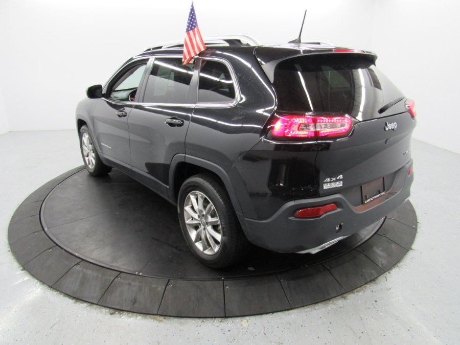 2016 Jeep Cherokee 4WD 4dr Limited, available for sale in Bronx, New York   Car Factory Inc.. Bronx, New York