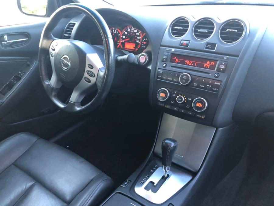 2008 Nissan Altima 4dr Sdn I4 CVT 2.5 SL ULEV, available for sale in Agawam, Massachusetts | Malkoon Motors. Agawam, Massachusetts
