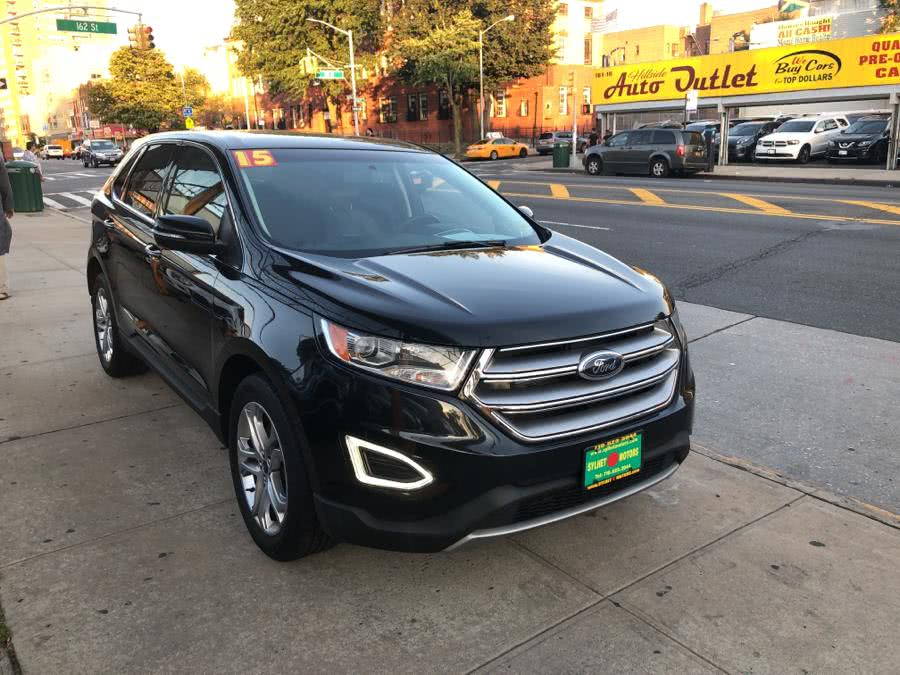 Used 2015 Ford Edge in Jamaica, New York | Sylhet Motors Inc.. Jamaica, New York