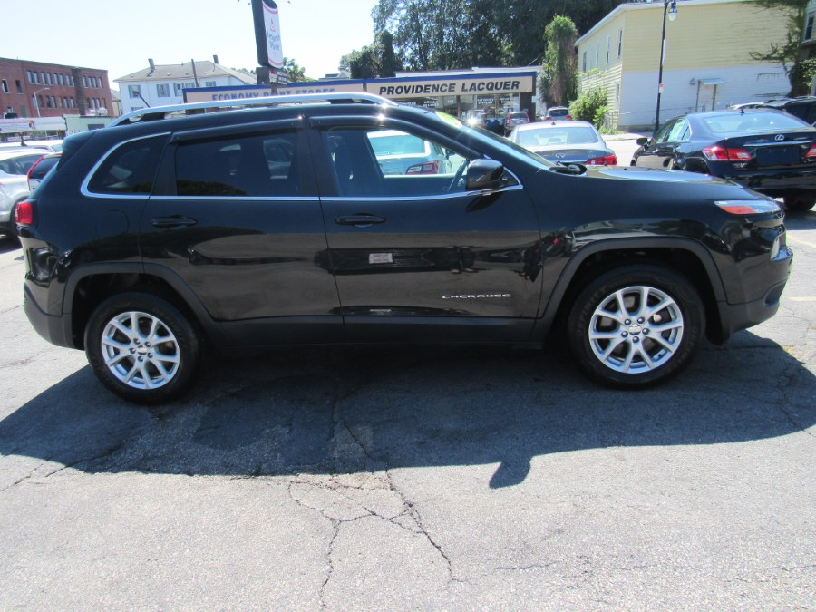 2015 Jeep Cherokee 4WD 4dr Latitude, available for sale in Worcester, Massachusetts | Hilario's Auto Sales Inc.. Worcester, Massachusetts