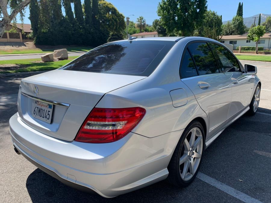 2012 Mercedes-Benz C-Class 4dr Sdn C 250 Luxury RWD, available for sale in Corona, California | Green Light Auto. Corona, California
