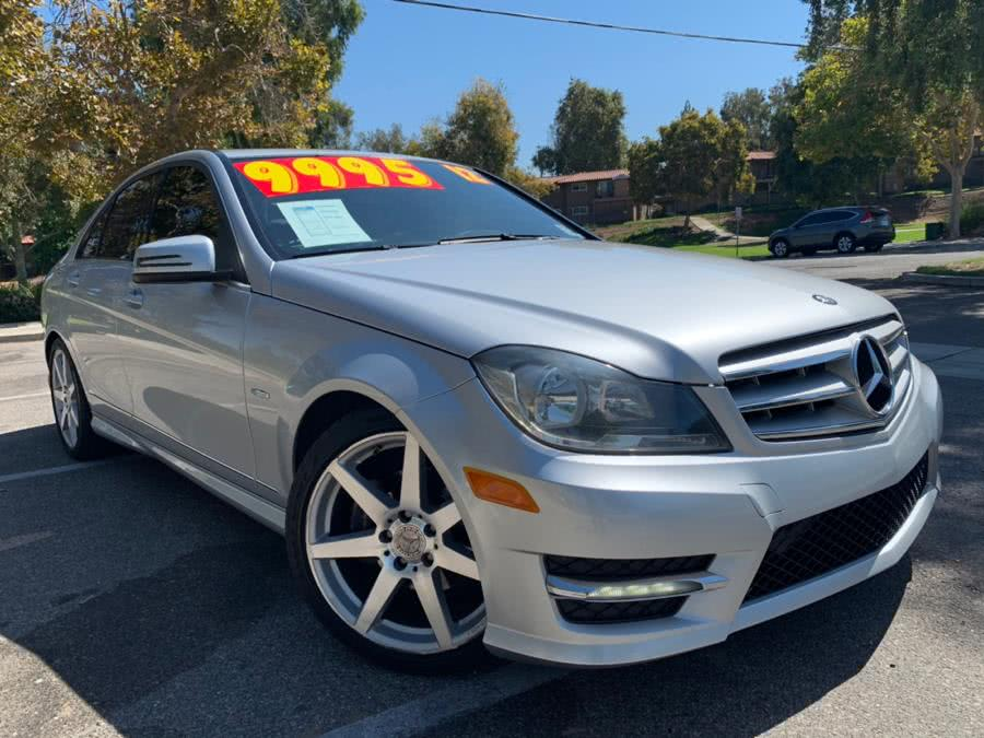 Used 2012 Mercedes-Benz C-Class in Corona, California | Green Light Auto. Corona, California