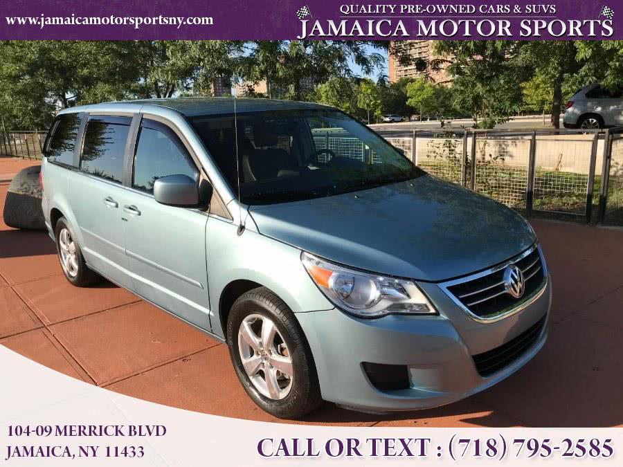 Used 2010 Volkswagen Routan in Jamaica, New York | Jamaica Motor Sports . Jamaica, New York