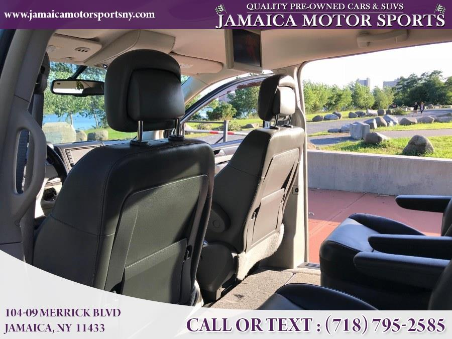 2010 Volkswagen Routan 4dr Wgn SE w/RSE & Navigation, available for sale in Jamaica, New York | Jamaica Motor Sports . Jamaica, New York