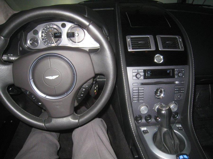 Used Aston Martin Vantage 2dr Cpe V8 Manual 2006 | Village Auto Sales. Milford, Connecticut
