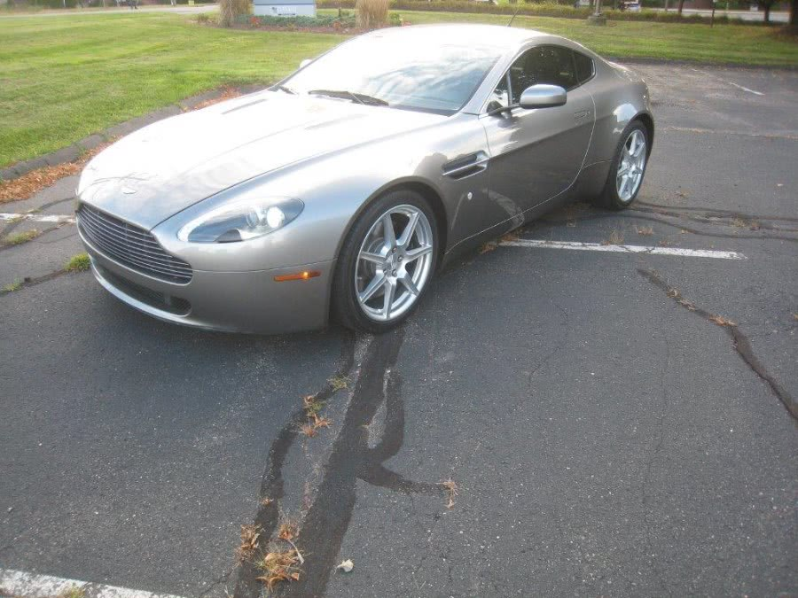 Used Aston Martin Vantage 2dr Cpe V8 Manual 2006 | Village Auto Sales. Milford, Connecticut