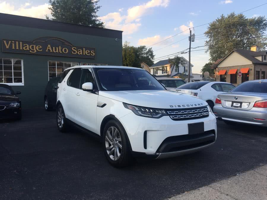Used 2017 Land Rover Discovery in Milford, Connecticut | Village Auto Sales. Milford, Connecticut