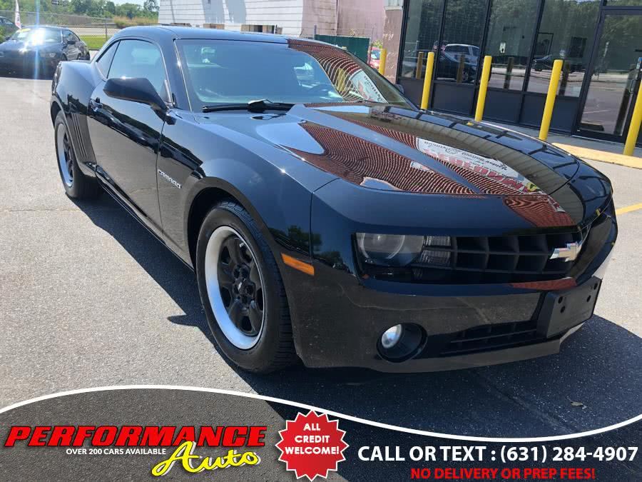 2011 Chevrolet Camaro 2dr Cpe 1LT, available for sale in Bohemia, New York | Performance Auto Inc. Bohemia, New York