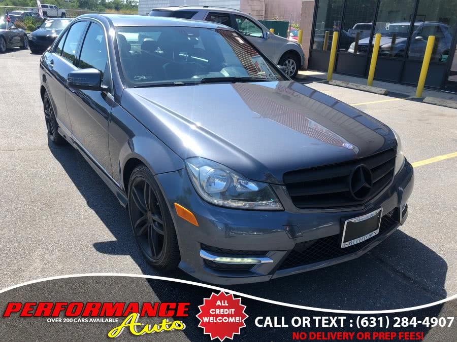 Used Mercedes-Benz C-Class 4dr Sdn C 300 Sport 4MATIC 2013 | Performance Auto Inc. Bohemia, New York