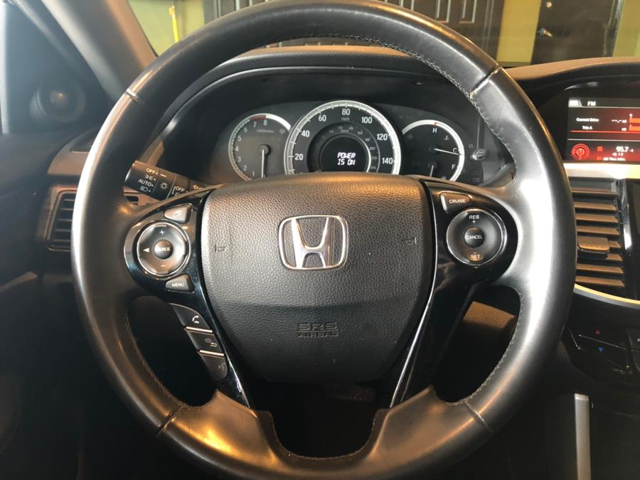 2017 Honda Accord Sedan EX-L V6 Auto, available for sale in West Hartford, Connecticut | AutoMax. West Hartford, Connecticut