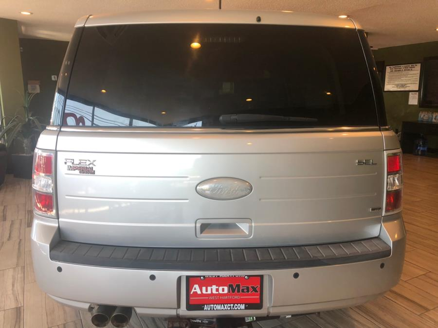2012 Ford Flex 4dr SEL AWD, available for sale in West Hartford, Connecticut | AutoMax. West Hartford, Connecticut