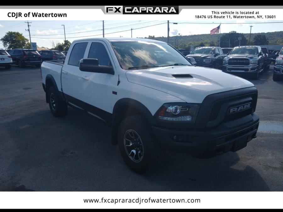 Used 2017 Ram 1500 in Watertown, New York | FX Caprara Used Car Center. Watertown, New York