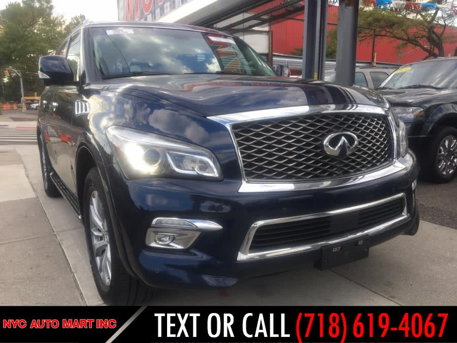 Used 2016 Infiniti QX80 in Brooklyn, New York | NYC Automart Inc. Brooklyn, New York