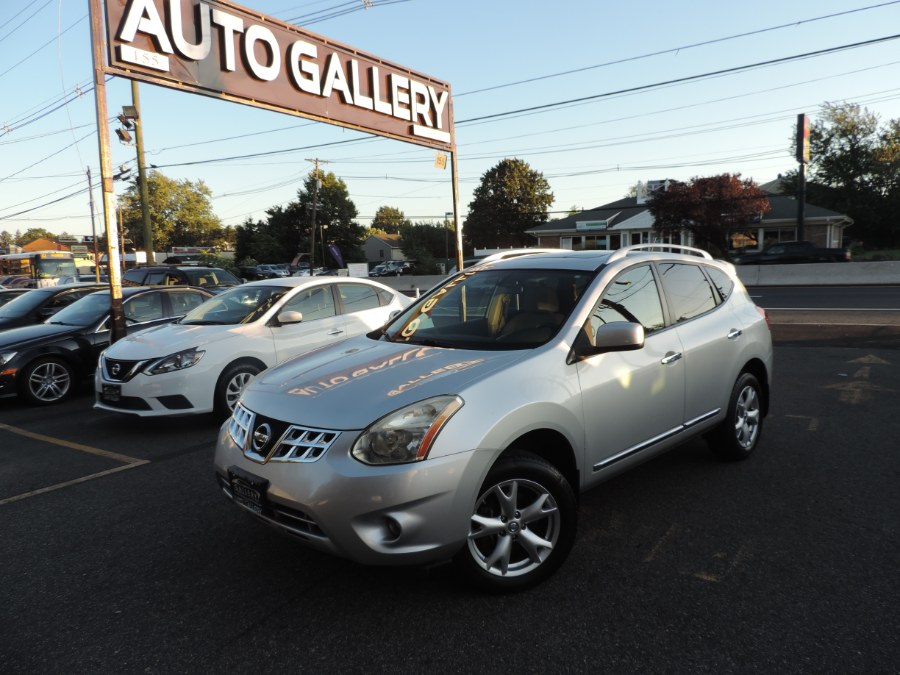 2011 Nissan Rogue AWD 4dr SV, available for sale in Lodi, New Jersey | Auto Gallery. Lodi, New Jersey