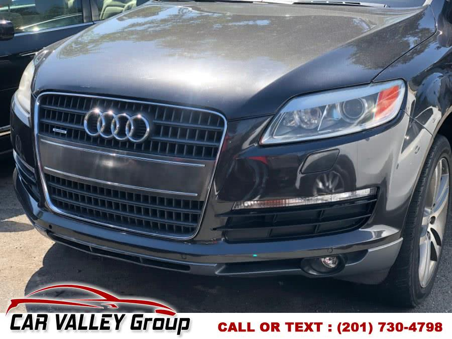 Used 2009 Audi Q7 in Jersey City, New Jersey | Car Valley Group. Jersey City, New Jersey