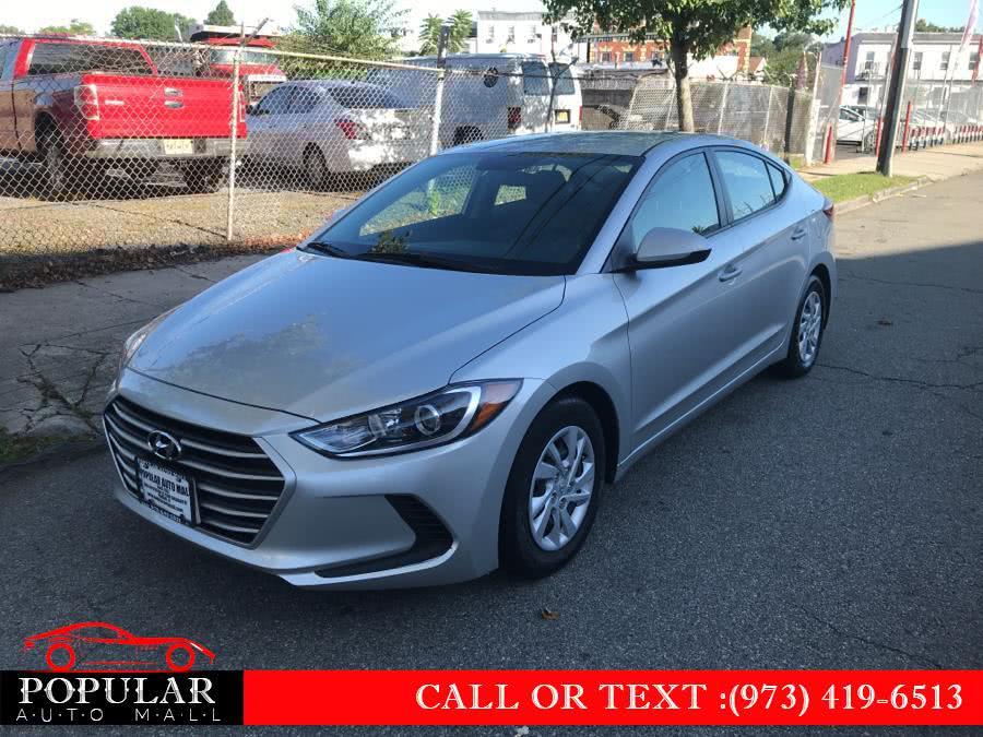 Used Hyundai Elantra SE 2.0L Auto (Alabama) *Ltd Avail* 2017 | Popular Auto Mall Inc . Newark , New Jersey