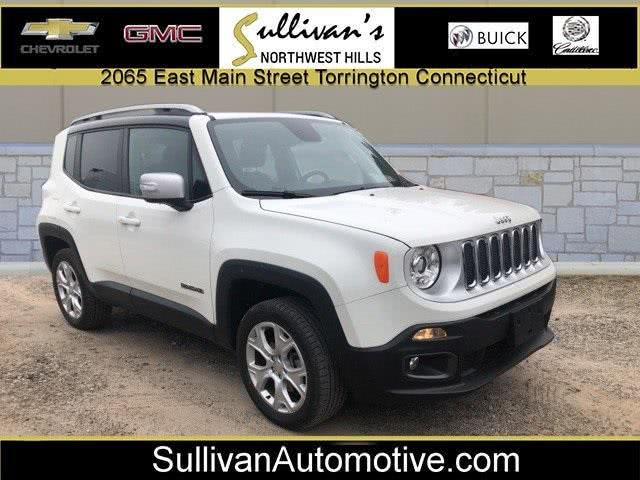 Used Jeep Renegade Limited 2018 | Sullivan Automotive Group. Avon, Connecticut