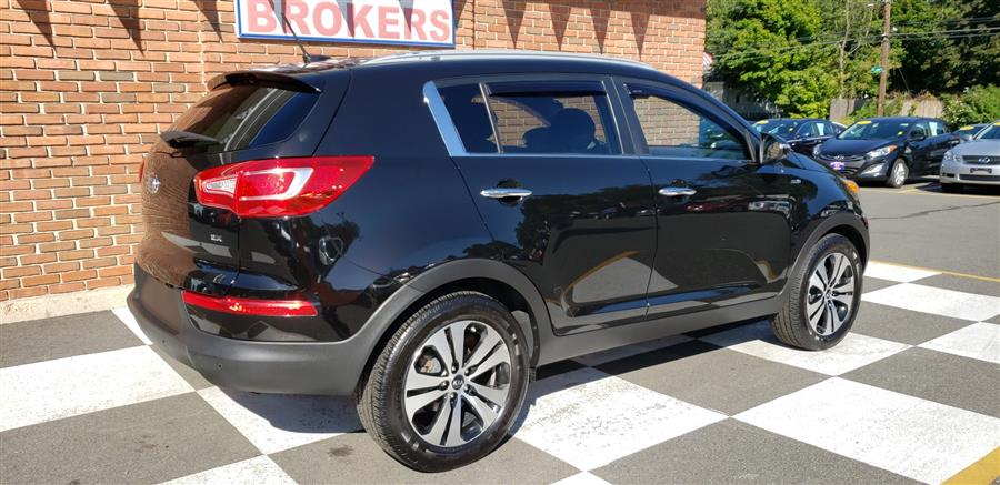 2012 Kia Sportage AWD 4dr EX, available for sale in Waterbury, Connecticut | National Auto Brokers, Inc.. Waterbury, Connecticut