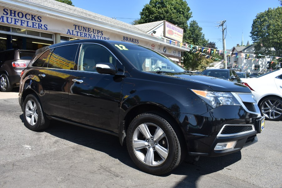 2012 Acura MDX AWD 4dr, available for sale in Hartford, Connecticut | VEB Auto Sales. Hartford, Connecticut
