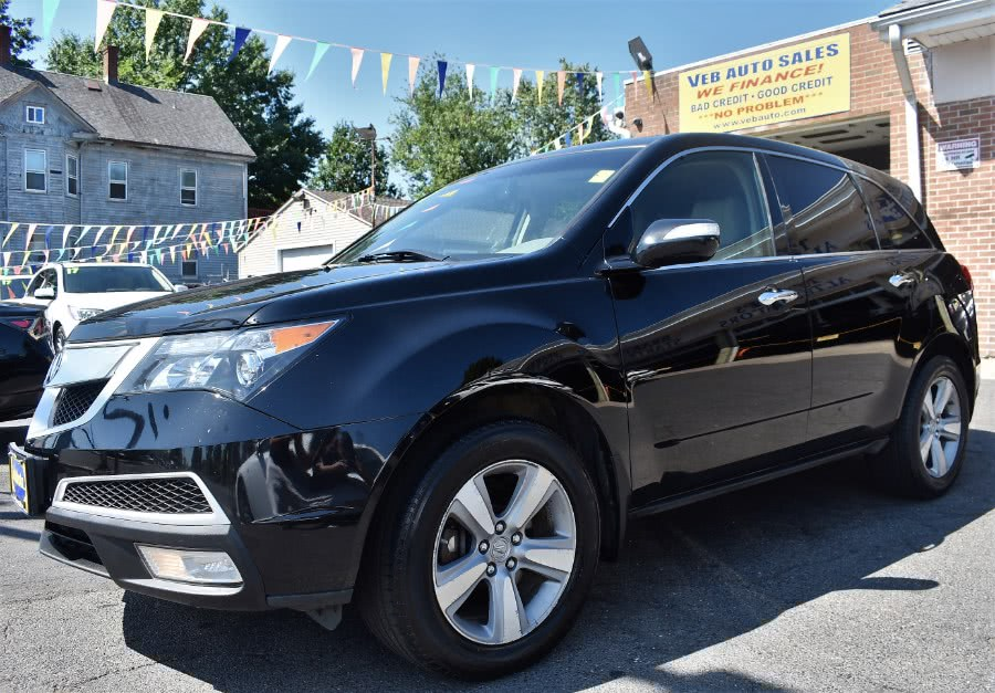 Used 2012 Acura MDX in Hartford, Connecticut | VEB Auto Sales. Hartford, Connecticut