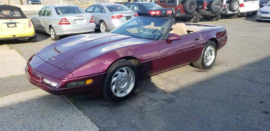 Used 1995 Chevrolet Corvette in W Springfield, Massachusetts | Dean Auto Sales. W Springfield, Massachusetts