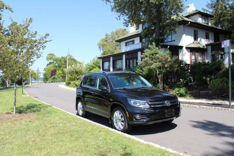 2016 Volkswagen Tiguan 4dr Auto SEL, available for sale in Great Neck, NY