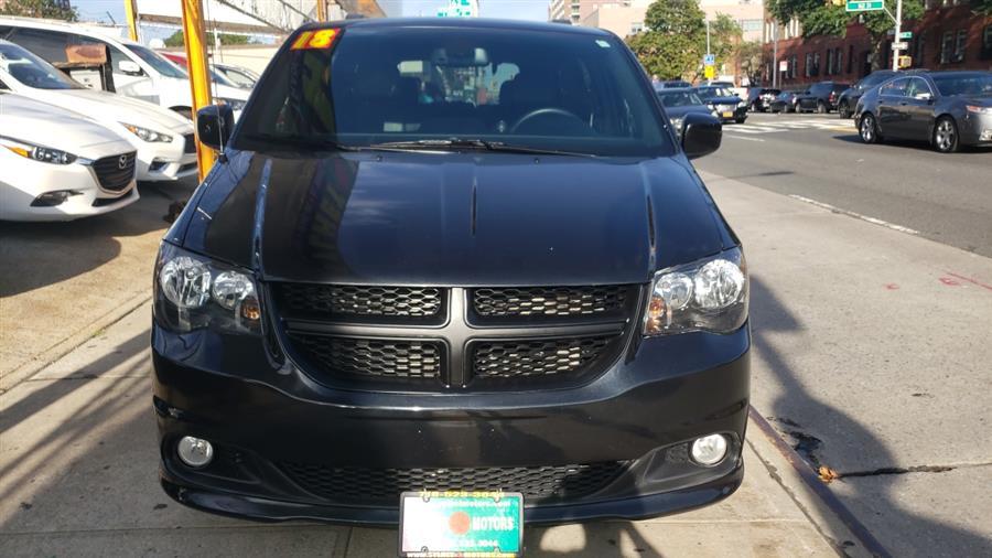 2018 Dodge Grand Caravan GT Wagon, available for sale in Jamaica, New York | Sylhet Motors Inc.. Jamaica, New York