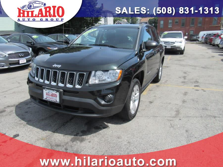 2013 Jeep Compass 4WD 4dr Sport, available for sale in Worcester, Massachusetts | Hilario's Auto Sales Inc.. Worcester, Massachusetts