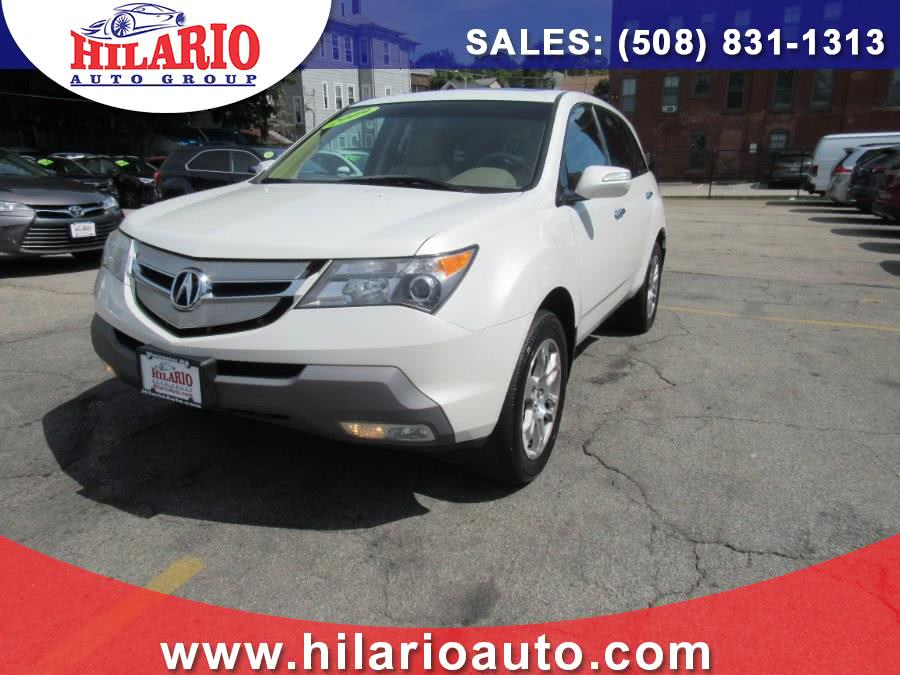 Used 2009 Acura MDX in Worcester, Massachusetts | Hilario's Auto Sales Inc.. Worcester, Massachusetts