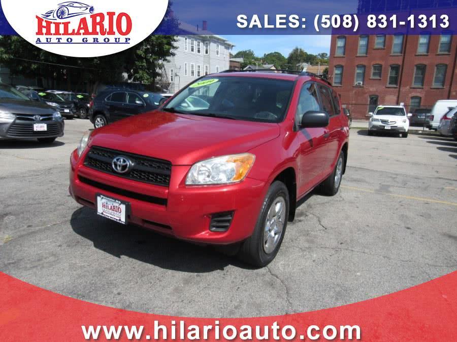 Used 2009 Toyota RAV4 in Worcester, Massachusetts | Hilario's Auto Sales Inc.. Worcester, Massachusetts