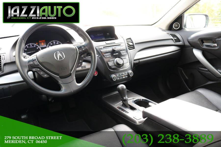 2013 Acura RDX AWD 4dr, available for sale in Meriden, Connecticut | Jazzi Auto Sales LLC. Meriden, Connecticut