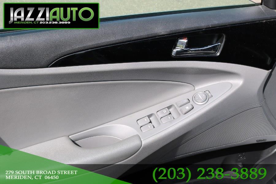 2012 Hyundai Sonata 4dr Sdn 2.0T Auto SE, available for sale in Meriden, Connecticut | Jazzi Auto Sales LLC. Meriden, Connecticut