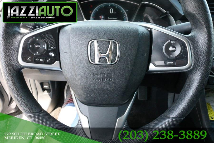 2017 Honda Civic Sedan EX-T CVT, available for sale in Meriden, Connecticut | Jazzi Auto Sales LLC. Meriden, Connecticut