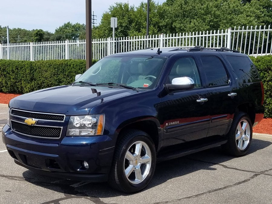 2009 Chevrolet Tahoe 4WD 1500 LT w/2LT,Leather,Sunroof,DVD, available for sale in Queens, NY